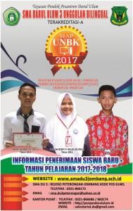 PPDB SMA DU TH 2017
